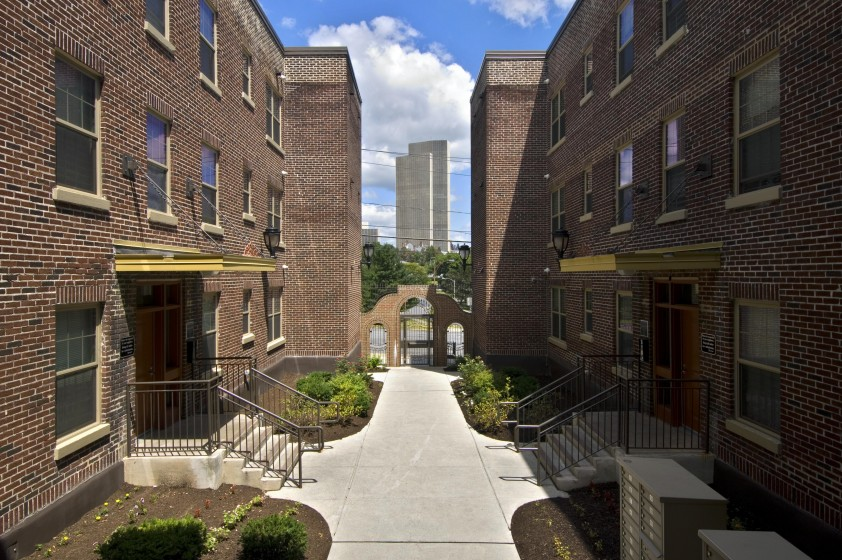 Eagle Court Apartment Albany Housing Authority News