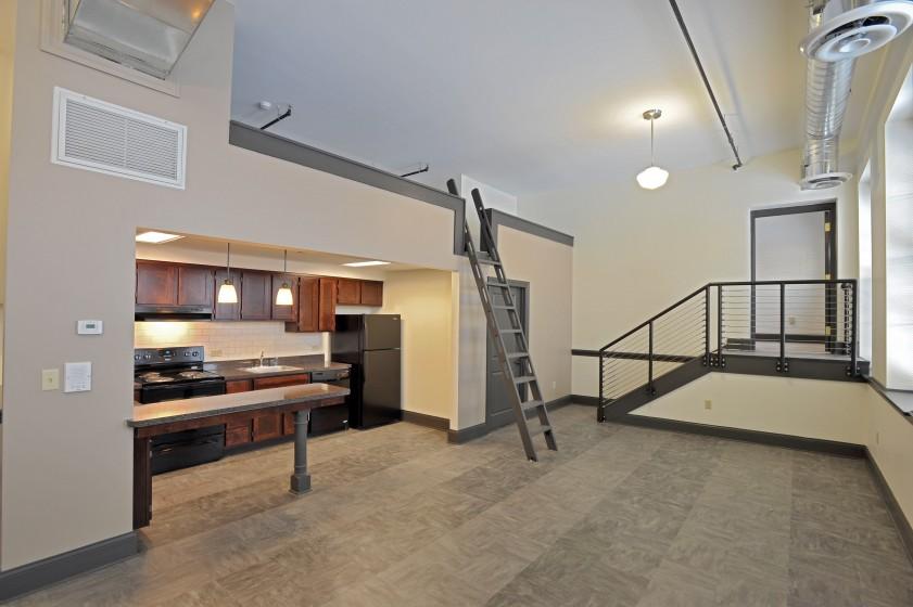 Academy Loft Apartments