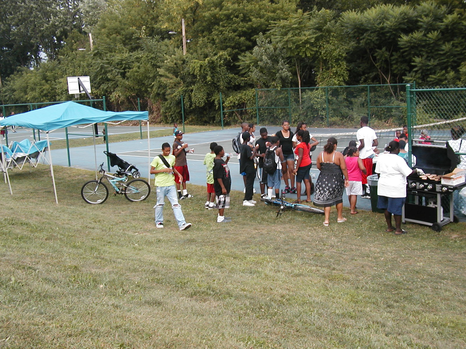 National Night Out Update Albany Housing Authority News