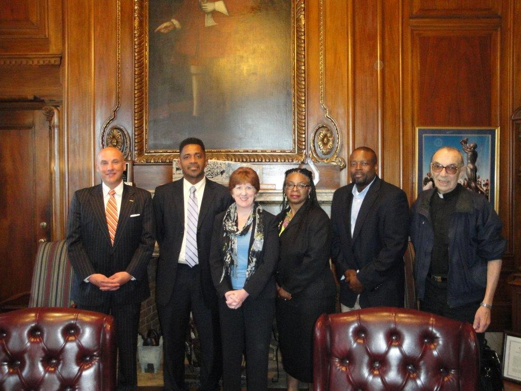 Albany Housing Authority Board Members May 2017