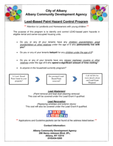 Section 8 Landlord Access - Albany Housing Authority News