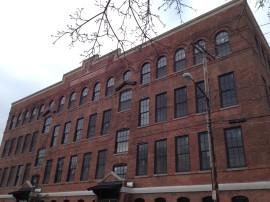 Academy Lofts Exterior