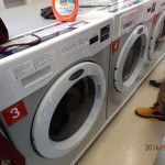 Brand new washing machines