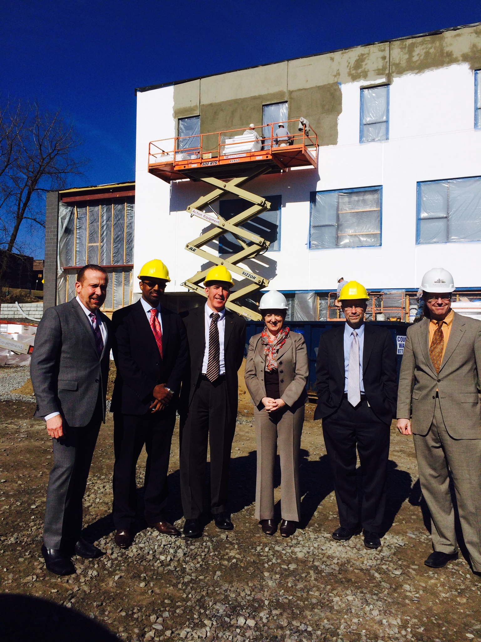 Capital South Campus Center Update Albany Housing Authority News