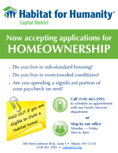 Homeownership Flyer 4-11-14