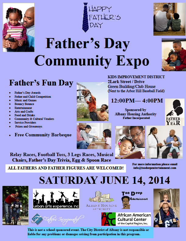 Father's Day Expo