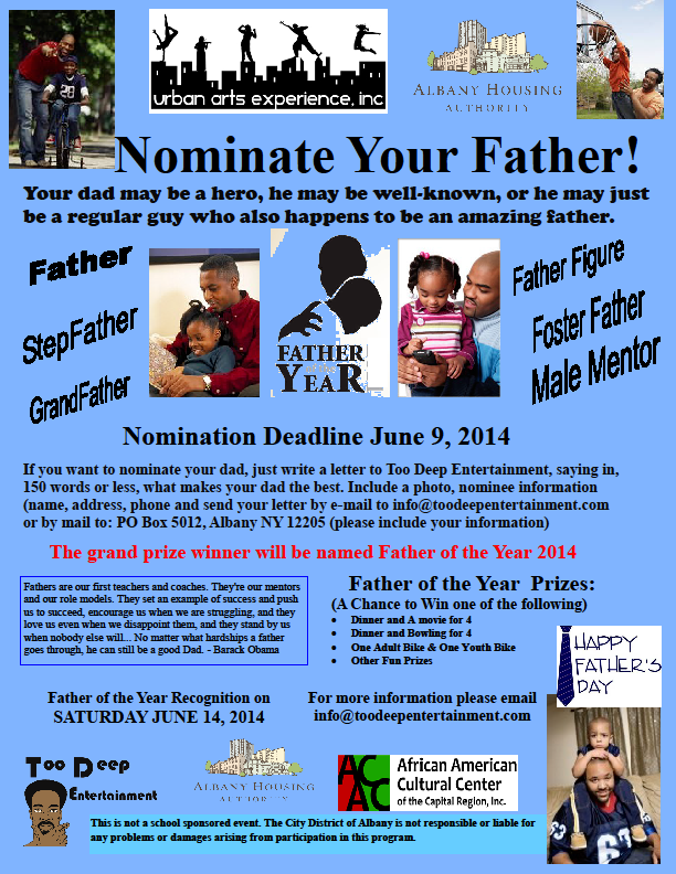 Nominate Your Father