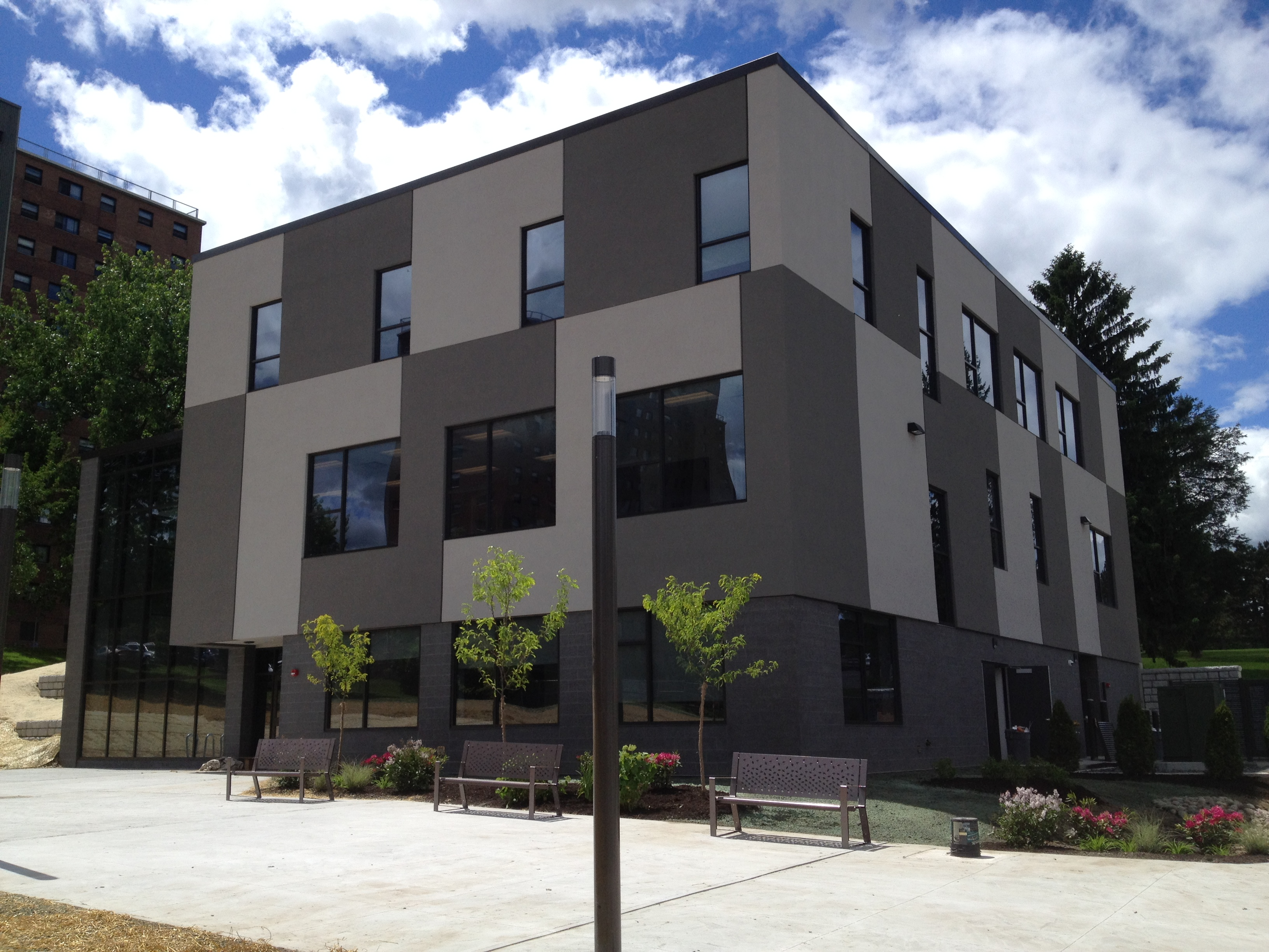 Capital South Campus Center is Looking Great Albany Housing
