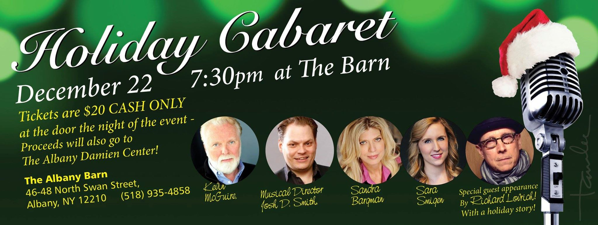 Holiday Cabaret!