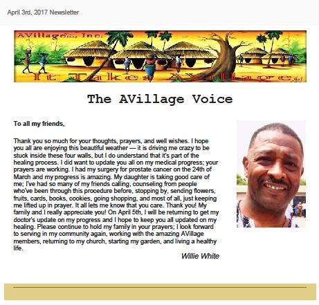 AVillage Voice