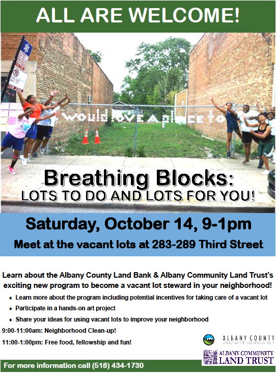 Breathing Blocks Flyer